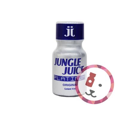 Retrouvez tous les poppers sur notre site de vente en ligne: Jungle Juice Platinium