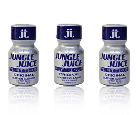 Poppers jungle Juice platinium 10ml