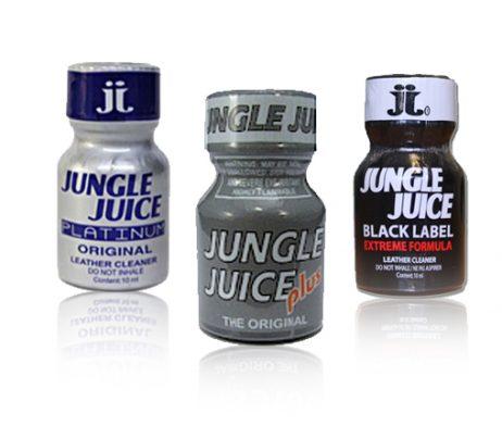 Jungle Juice acheter jungle black plus et platinum véritable poppers