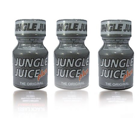 Jungle Juice Plus e stock sur poppers pas cher