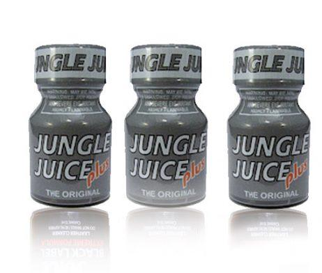 Jungle Juice Plus e stock sur poppers pas cher