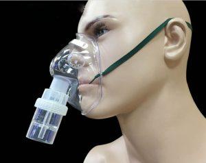 masque spécialement prévu pour le poppers