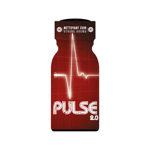 poppers puissant Pulse qui dilate