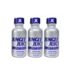 Flacon de poppers Jungle Juice Platinium 30ml