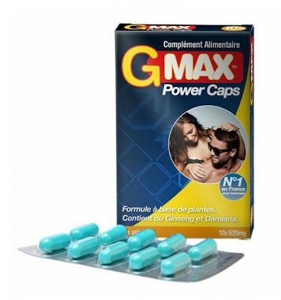 stimulant sexuel g max par 10
