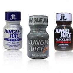 Jungle Juice acheter jungle black plus et platinum véritable poppers