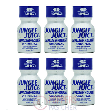 vente de poppers jungle juice au meilleur pris