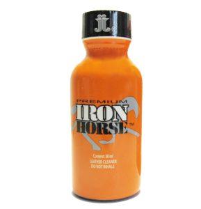 acheter le poppers Iron Horse, super puissant 30ml grand format