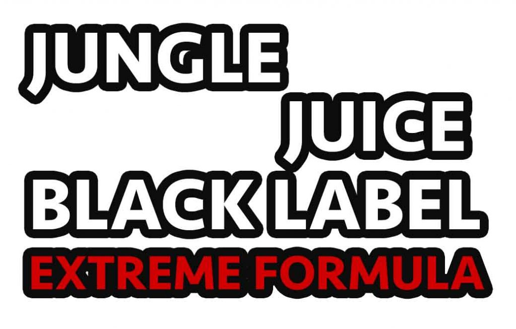 jungle black label