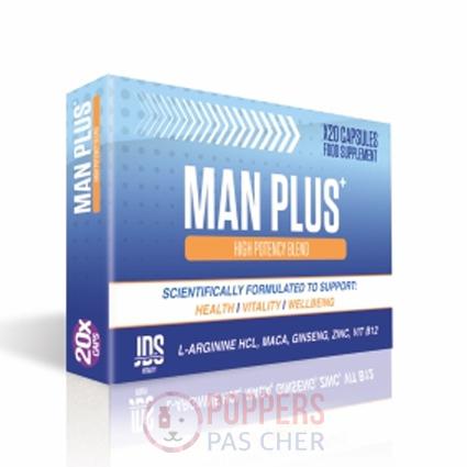 booster sexuel man plus pour homme