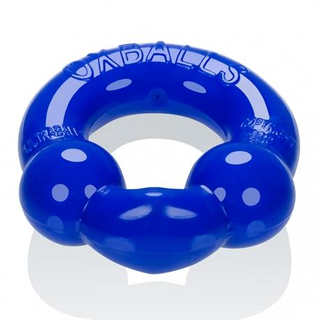 cockring flexible bleu de haute qualité
