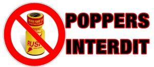 le poppers bientot interdit en france