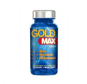 gold max stimulant pour homme