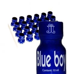 poppers blue boy
