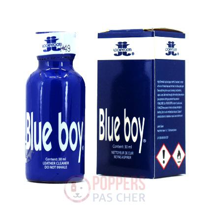 flacon de popper blue boy