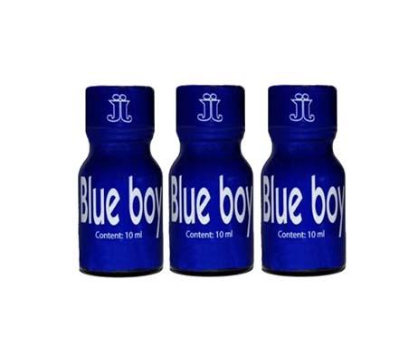 stimulant sexuel le poppers blue bloy
