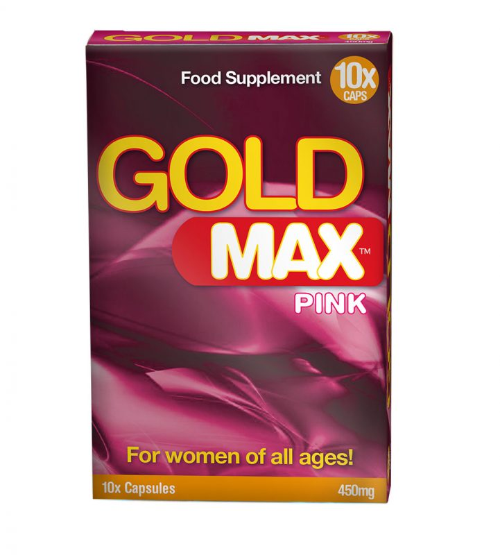 acheter stimulant naturel pour femmes gold max Pink
