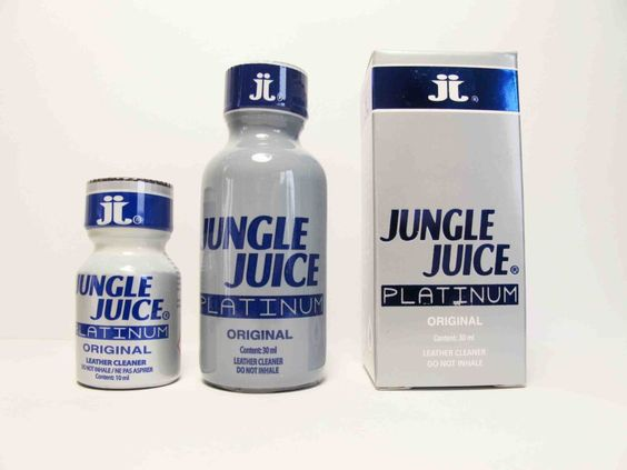Jungle Juice poppers platinium