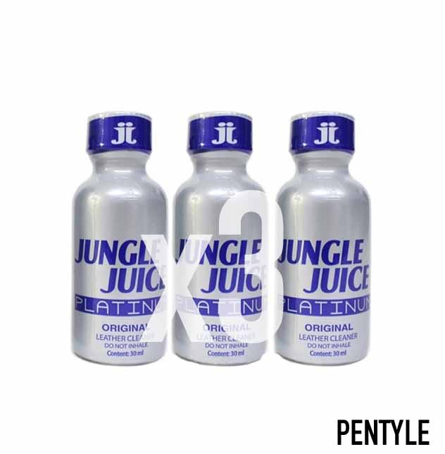 Poppers en ligne Jungle Juice Platinium