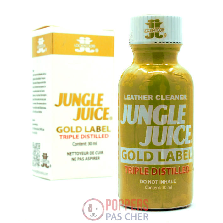 poppers jungle juice gold