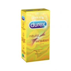 10 Preservatif fin naturel durex