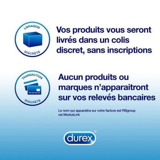 preservatif durex