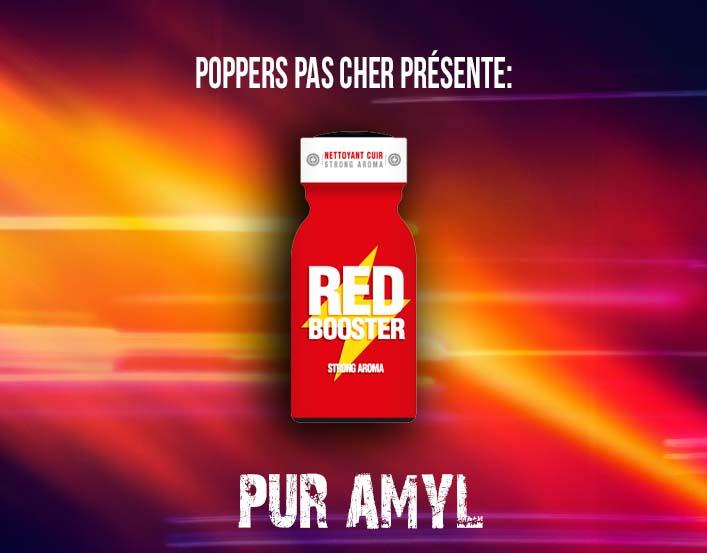red booster acheter poppers pas cher en ligne