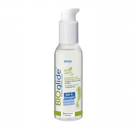 huile de massage bio 100% organic de chez bio guide