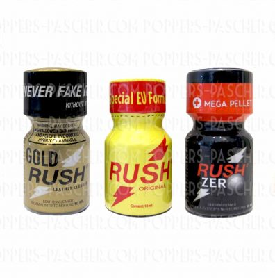 pack mega rush poppers a domicile