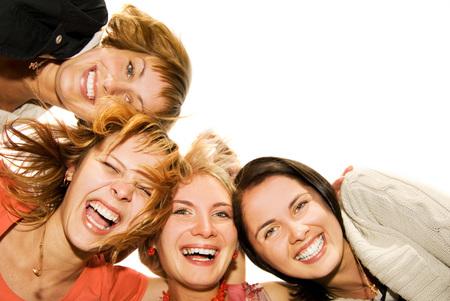 rigoler permet de se désinhiber et de profiter a fon de la vie