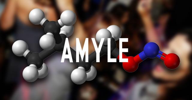 nitrite d Amyle euphorisant puissant du poppers