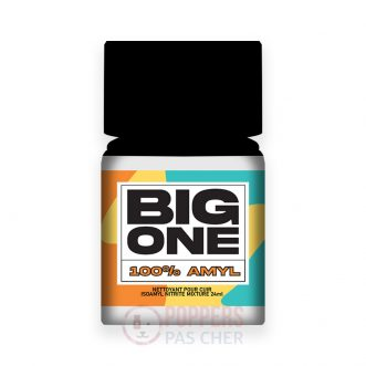 acheter poppers big one 100 amyl