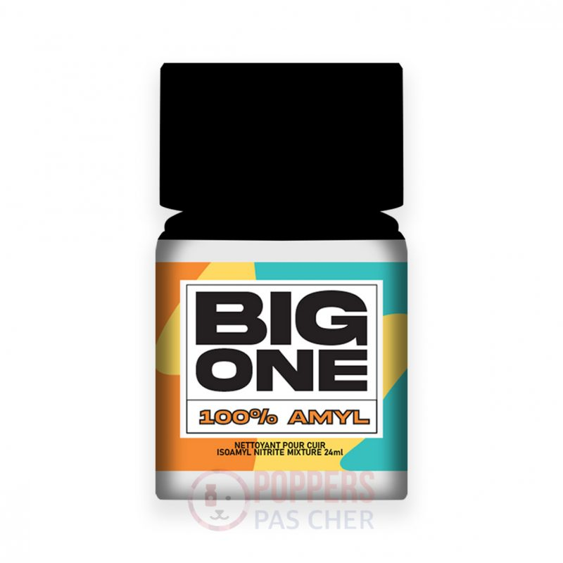 achat poppers big one 100 amyl