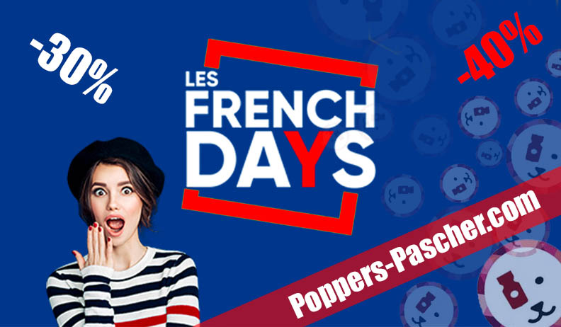 poppers french day