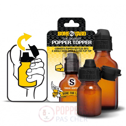 bouchon inhalateur poppers