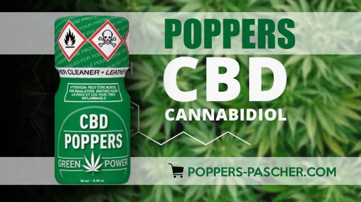 poppers au cannabis